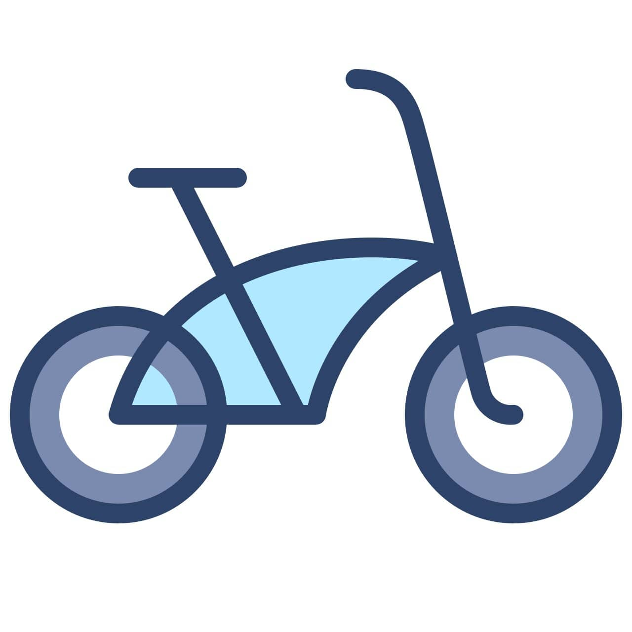 Cycle to work scheme icon