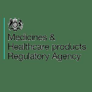 Medicines & Healthcare products Regulatory Agency logo