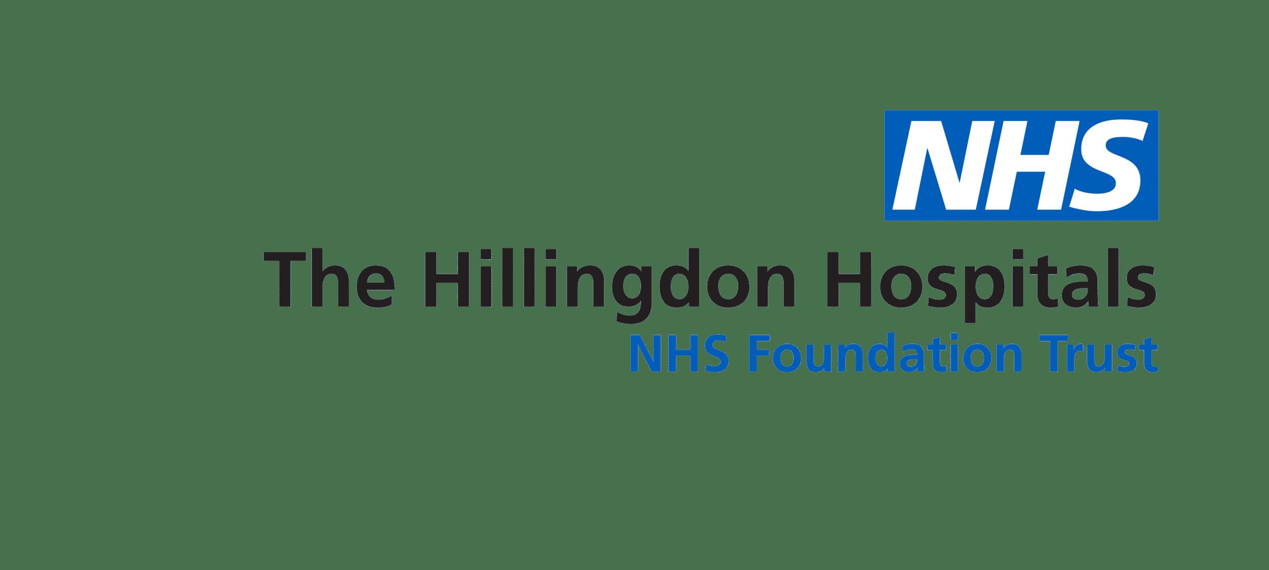 The Hillingdon Hospitals logo